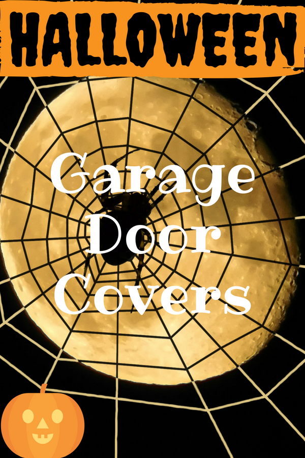 Halloween Garage Door Covers