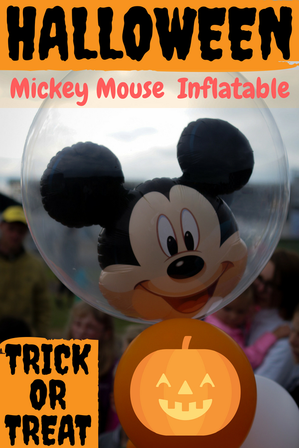 Mickey Mouse Halloween Inflatable
