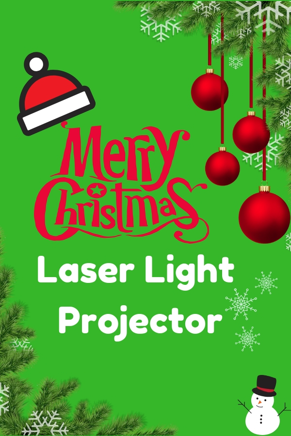 Outdoor Christmas Laser Light Show Projector