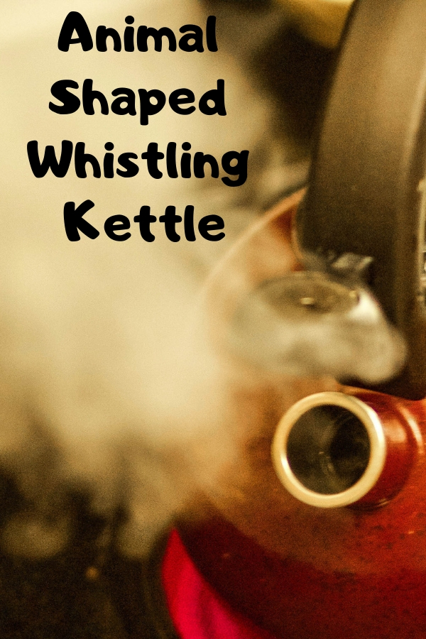 Animal Shaped Whistling Kettle