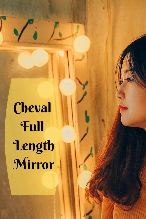 Cheval Full Length Mirror