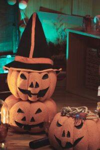 simple halloween indoor decoration ideas