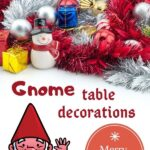 christmas gnome table decorations