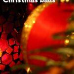 oversized christmas balls for outside